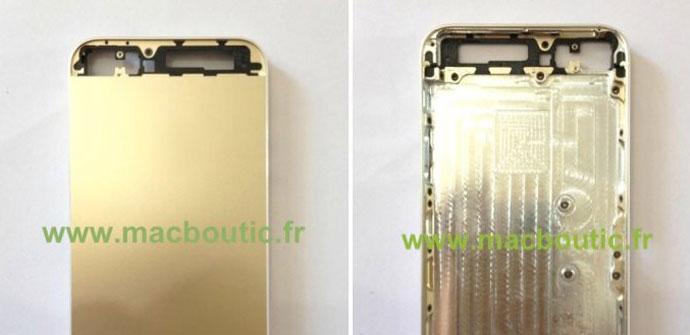 Carcasa del iPhone 5S