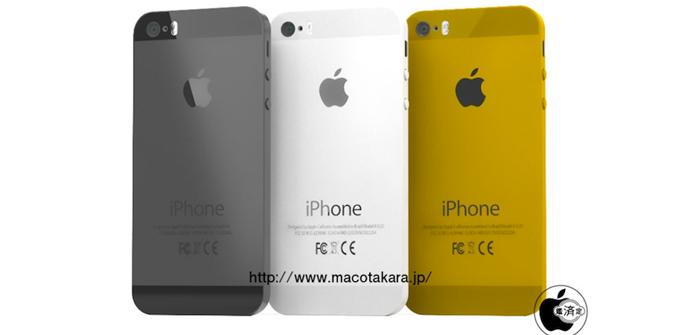 iphone 5s tres modelos
