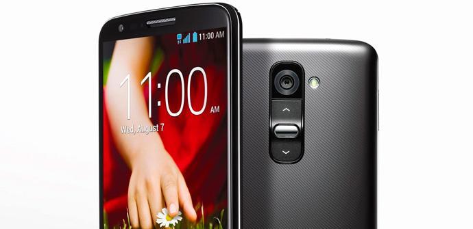 LG Optimus G2 se presenta hoy en sociedad.