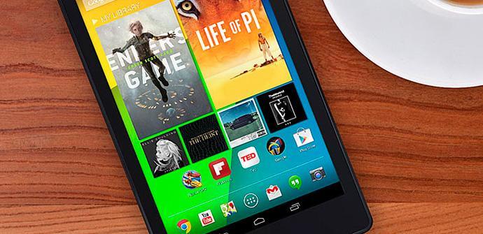 Nuevo Nexus 7 llegará a España el 28 de agosto.