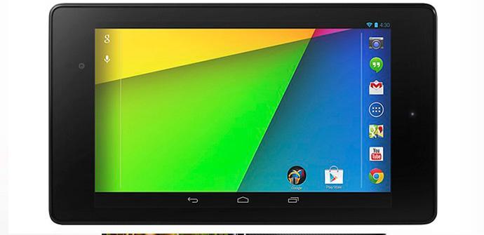 El nuevo Nexus 7 ya tiene fecha de lanzamiento en España.