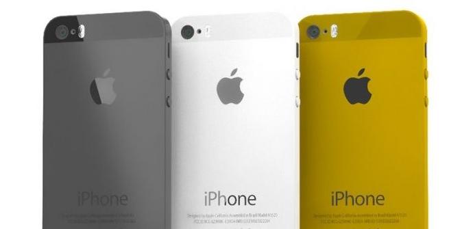 trio iphone 5S