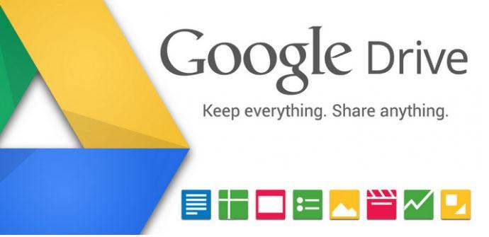 Nueva actualización Google Drive para Android.
