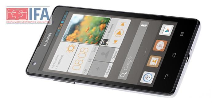 Huawei presenta el nuevo Huawei Ascend G700.