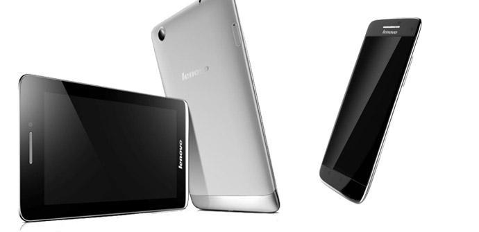 Lenovo S5000 y Lenovo Vibe X, lo nuevo del fabricante chino.