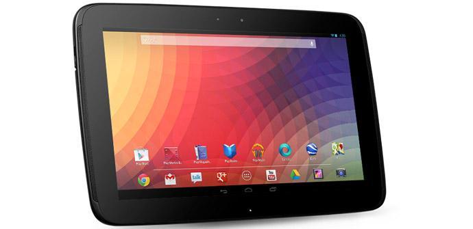 El Nexus 10 podría ser fabricado por ASUS.