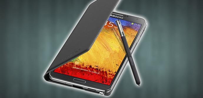 Samsung Galaxy Note 3.