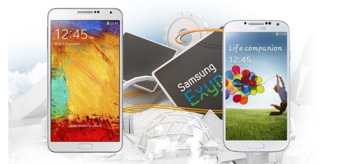 El Note 3 y Galaxy S4 podrán usar los 8 núcleos a la vez.