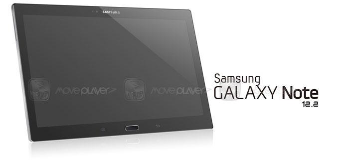Primera imagen del Samsung Galaxy Note 12.2