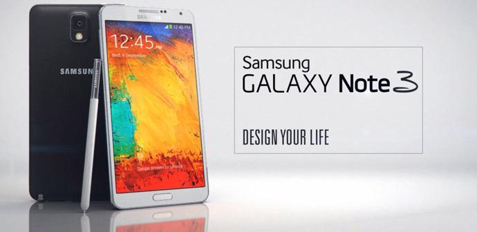 Samsung Galaxy Note 3 y las funciones de S Pen