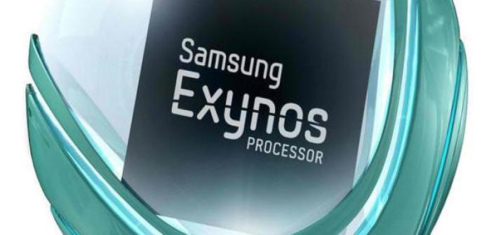 Procesador Exynos