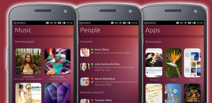 Ubuntu Touch llega a los Nexus el 17 de octubre.