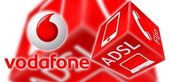 Vodafone Integral baja a 31,25 euros.