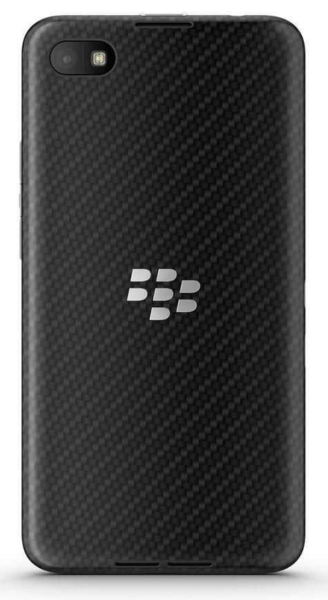 BlackBerry Z30 vista trasera