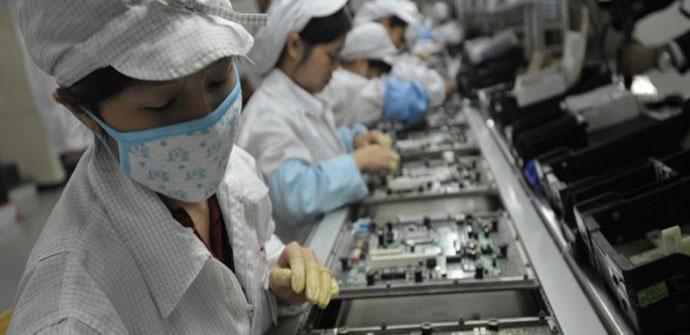 iPhone 5C fabrica