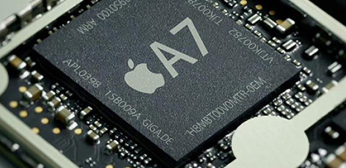 Procesador Apple A7 del iPad MIni Retina