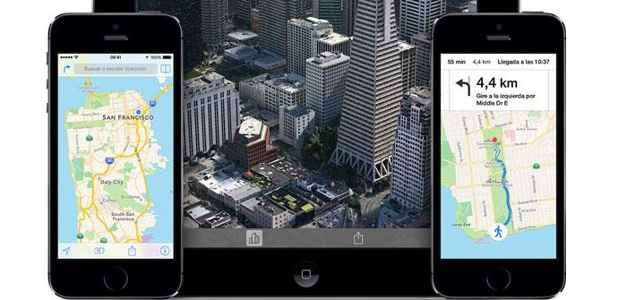 Mapas Apple