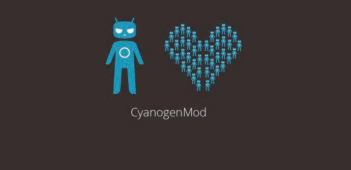 CyanogenMod dos nuevas ediciones.