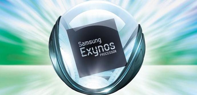 El Exynos de 64 bits estaría listo para la producción en masa.