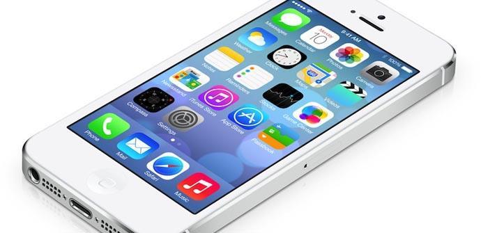 iOS 7 actualicaciones automáticas.