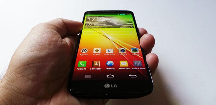 Teléfono LG G2