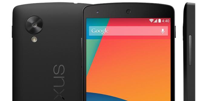 Nexus 5.