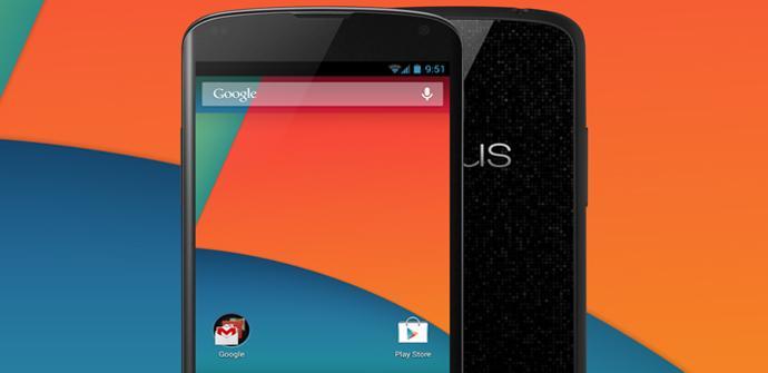 Convierte tu Nexus 4 en un Nexus 5.