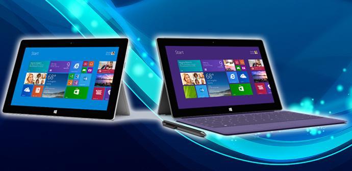 Surface 2 de Microsoft.