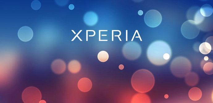Logotipo de Sony Xperia