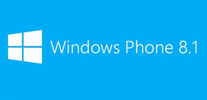 Actualizacion Windows Phone 8.1