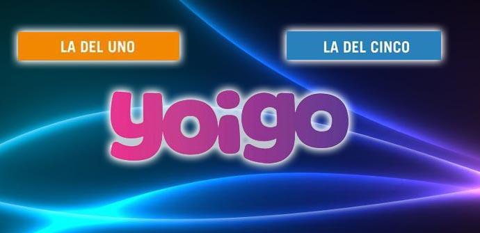 Yoigo presenta nuevas tarifas de Tarjeta.