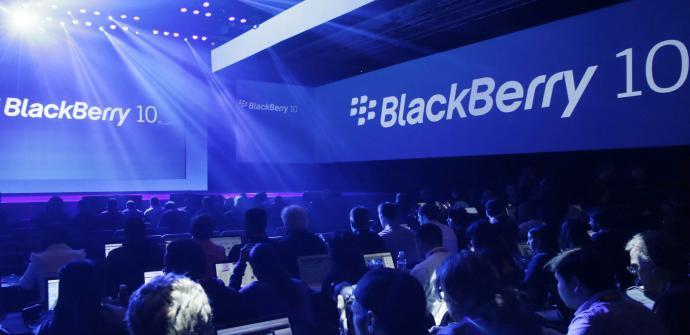 Blackberry Facebook