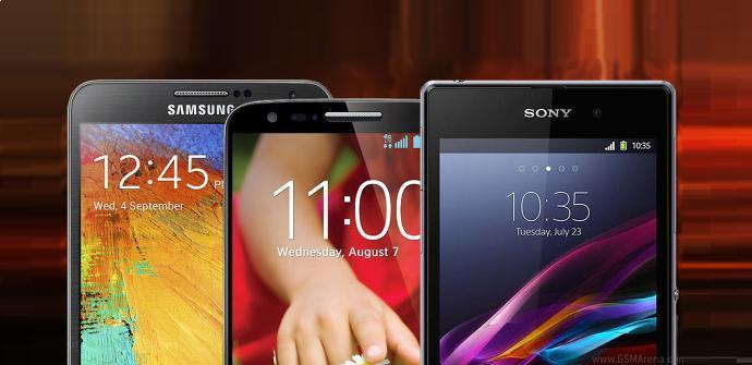 LG Samsung Sony
