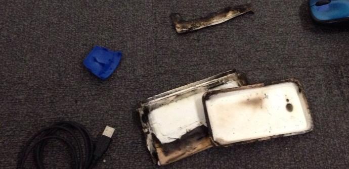 Incendio de Xiaomi