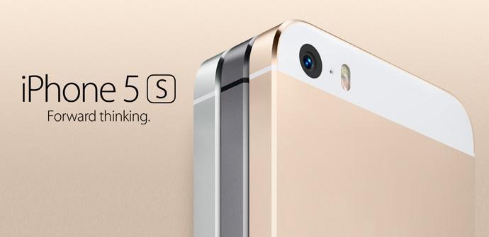 iPhone 5S, el más vendido en EE.UU.