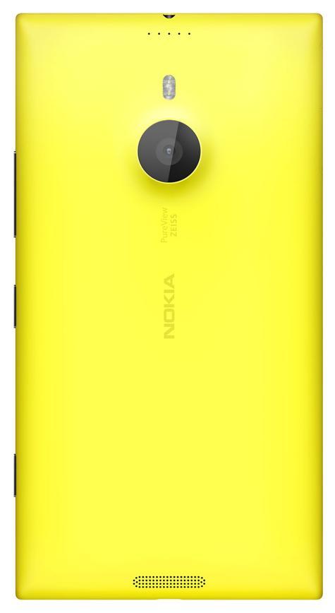 Nokia Lumia 1520 vista trasera