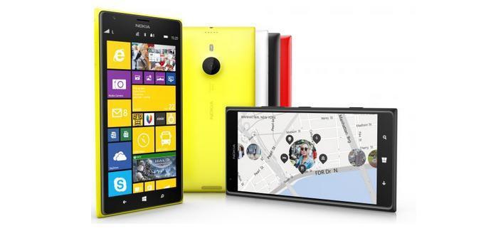 Nokia Lumia 1520 Microsoft