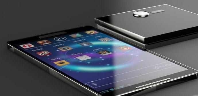 Render del Samsung Galaxy S5
