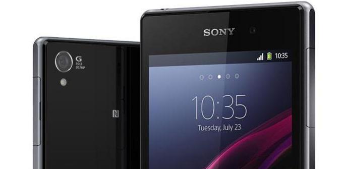 Sony Xperia z1 firmware