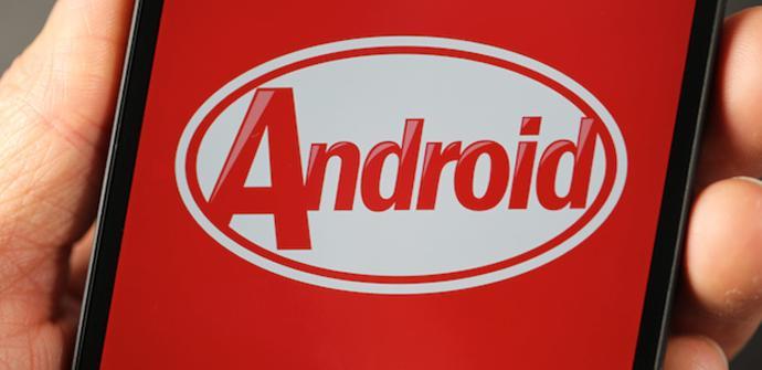 Android 4.4 (KRT16S) la nueva versión del sistema lanzada por Google.