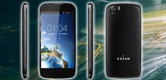 Kazam Thunder Q4.5.