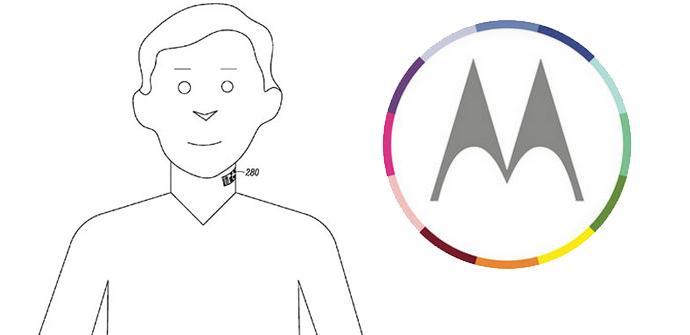 Motorola patenta un micrófono-tatuaje para hablar en manos libres.