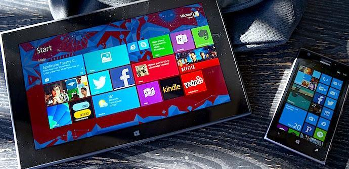 Nokia Lumia 2520, el primer tablet de Nokia.