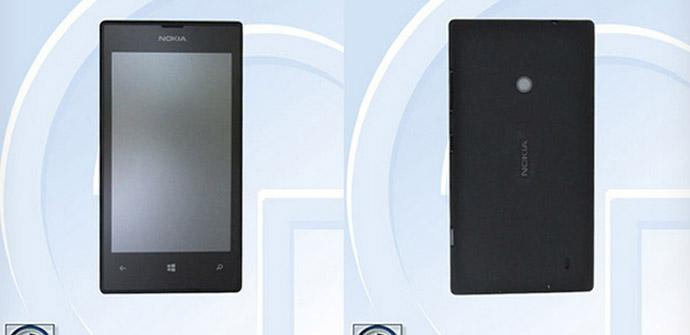 Nokia Lumia 525 aprobado por TENAA.