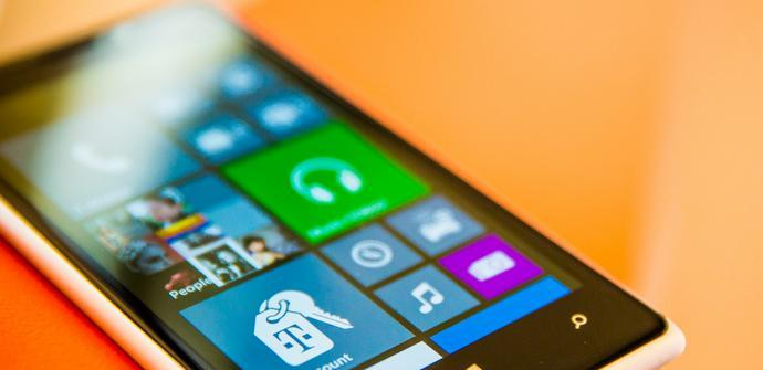 Nokia Lumia 925 Orange