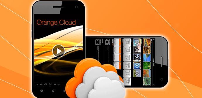 Orange Cloud, el nuevo servicio en la nube de Orange.