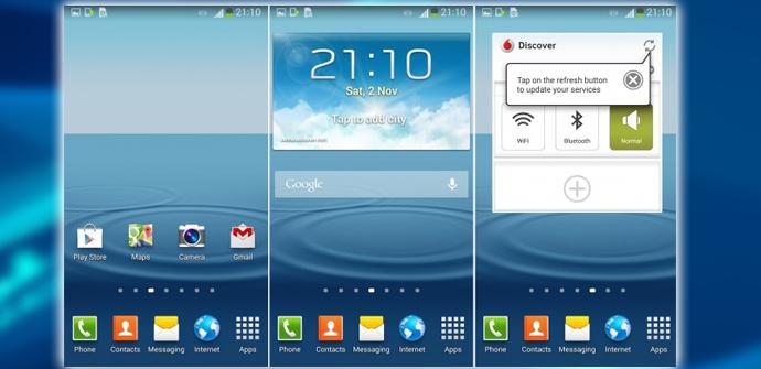 Android 4.3 para el Galaxy S3 ya es oficial.