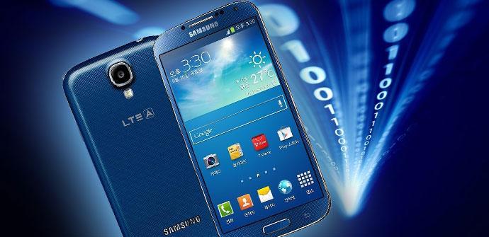 Samsung Galaxy S4 Advance con LTE +