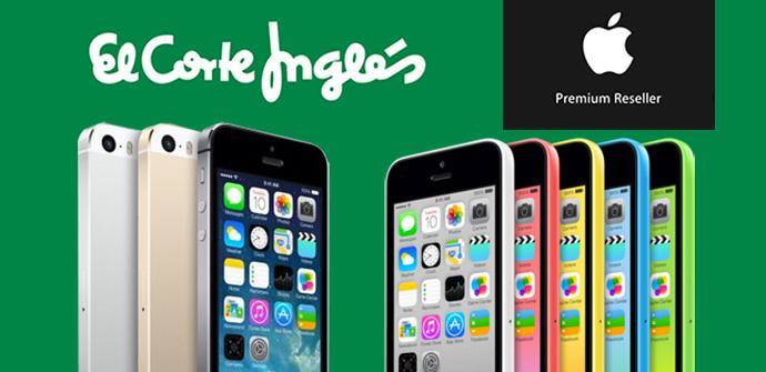 IPhone 5S y 5C libres en ECI y APR.