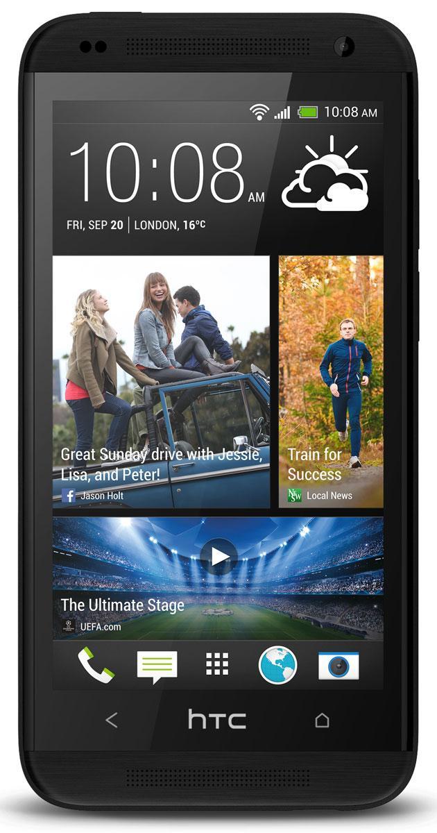 HTC Desire 601 vista frontal